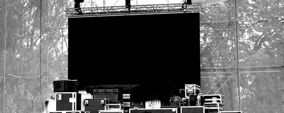 Veranstaltungstechnik-Bühnentechnik