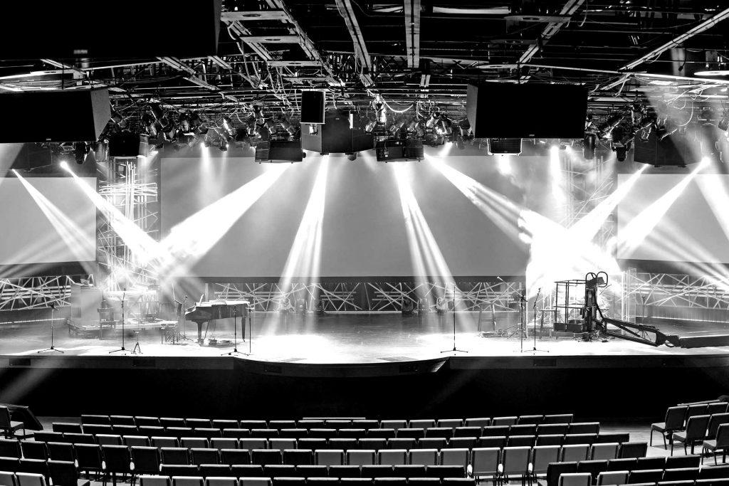 Veranstaltungstechnik-Lichttechnik